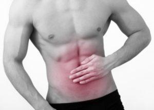 Боли в области живота после нестероидных препаратов