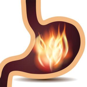 Огонь в желудке