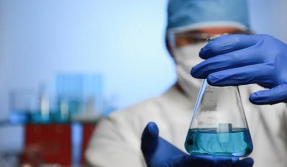 Измерение PH желудка в лаборатории