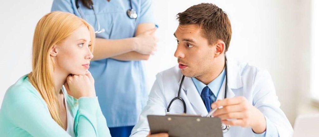 Гастроэнтеролог диагностирует гастропатию