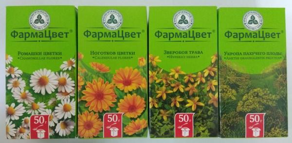Лекарственные растения для лечения желудка